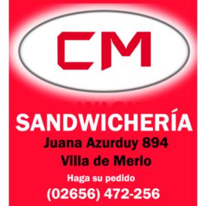 C Y M SANDWICHES DE MIGA