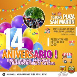 14 aniversario de la Feria
